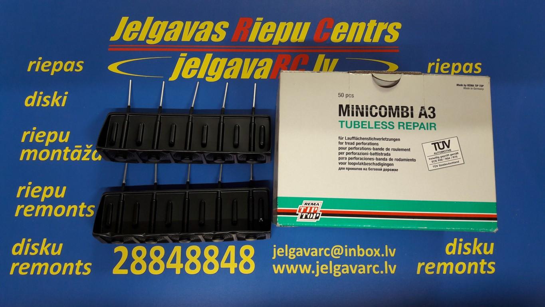 Minikombi A 3 (sēne 3mm)
