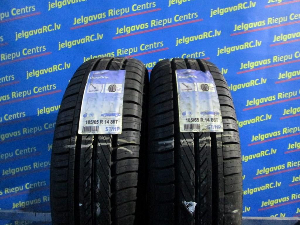 Jauna 185/65/R14 86T Goodyear DuraGrip