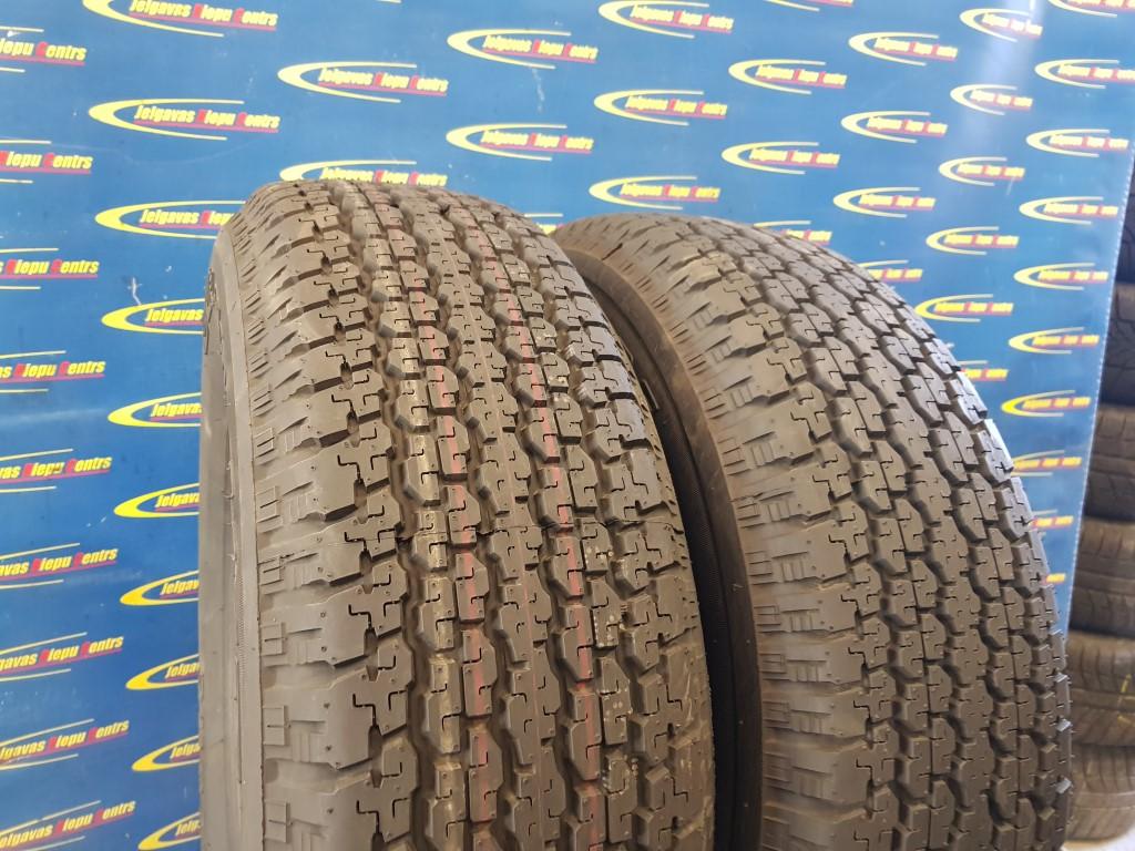 Jauna 215/65/R16 98H Bridgestone D689