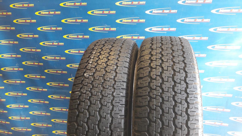 Lietota 235/70/R16 105H Bridgestone D689 HT (protektora dziļums 7mm)