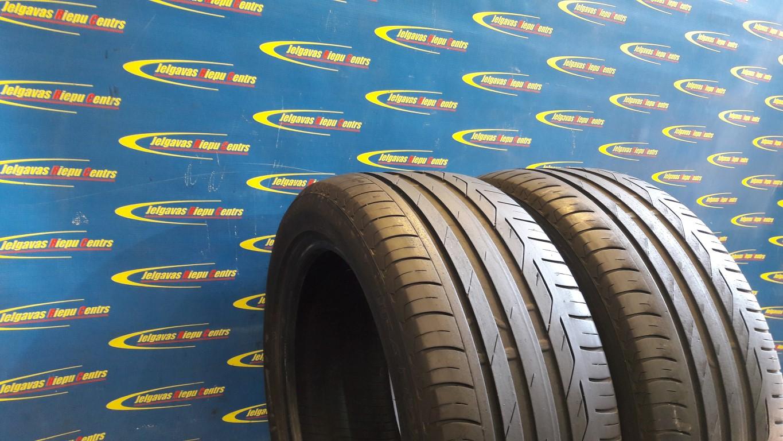 Lietota 235/45/R17 97Y Bridgestone T001 (protektora dziļums 6...4mm)