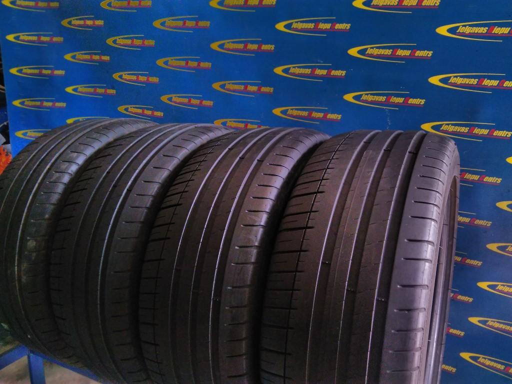Lietota 225/45/R17 97Y Michelin PilotSport3 (protektora dziļums 4...3.5mm)