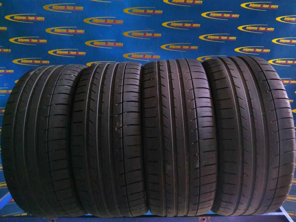Lietota 225/45/R17 94Y Kumho Ecsta LE Sport (protektora dziļums 4mm)