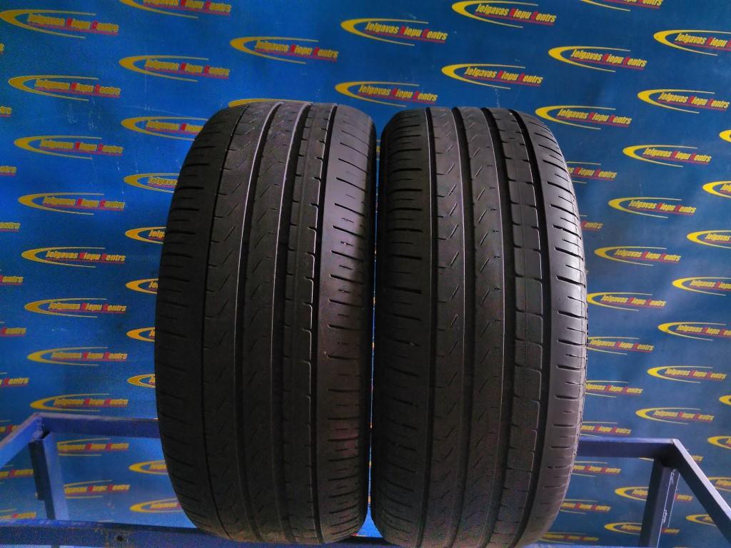 Lietota 225/45/R17 91Y Pirelli Cinturato P7 (protektora dziļums 5...4.5mm)