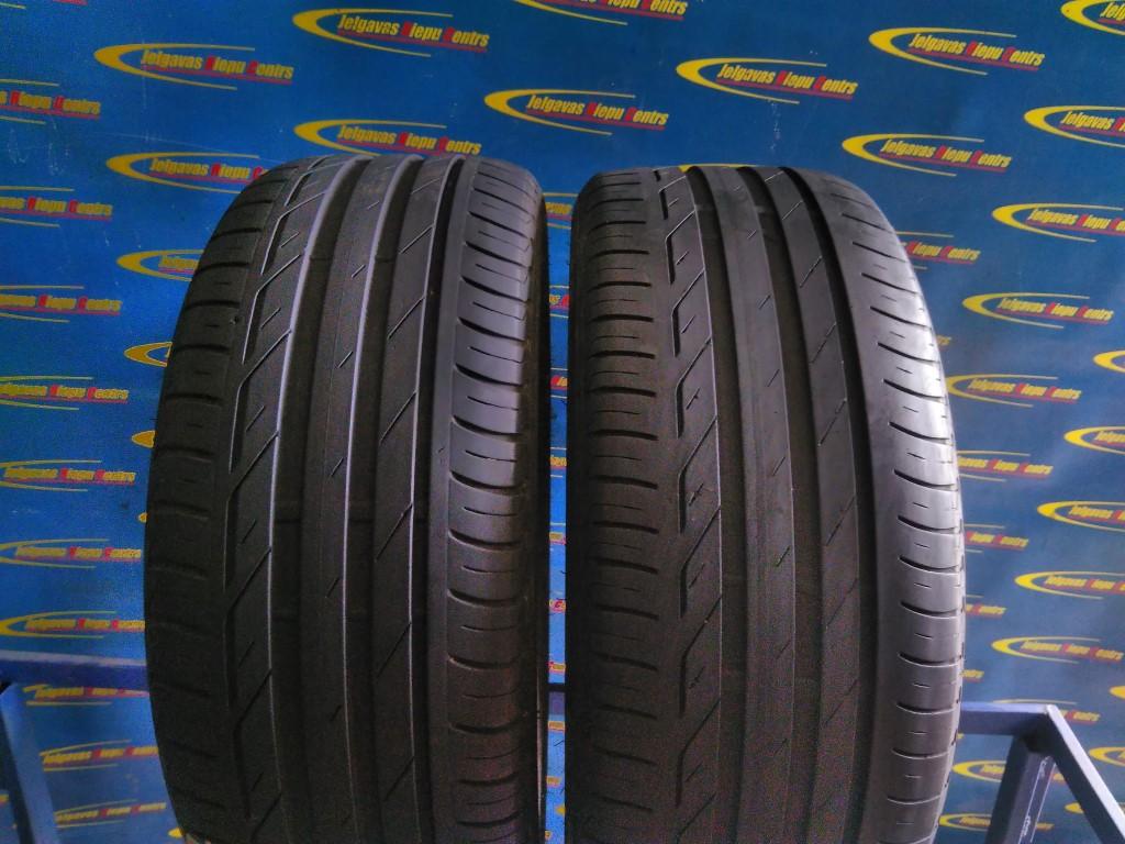 Lietota 225/45/R17 91V Bridgestone T001 (protektora dziļums 4.5...4mm)