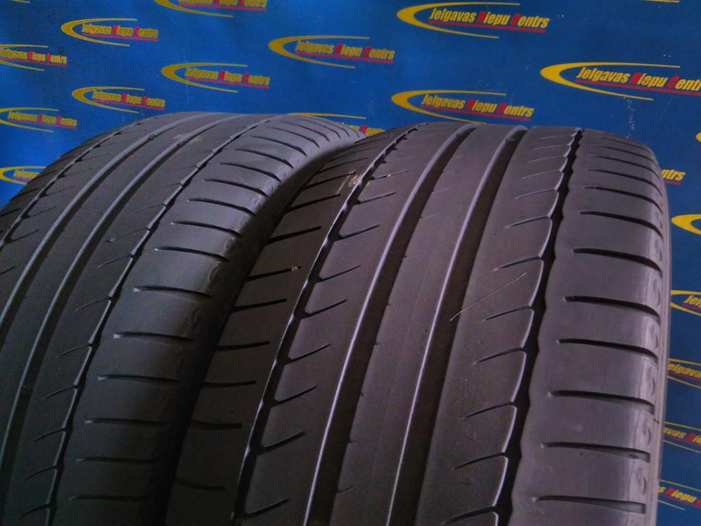 Lietota 245/45/R17 99Y Michelin Primacy HP (protektora dziļums 4.5...4mm)