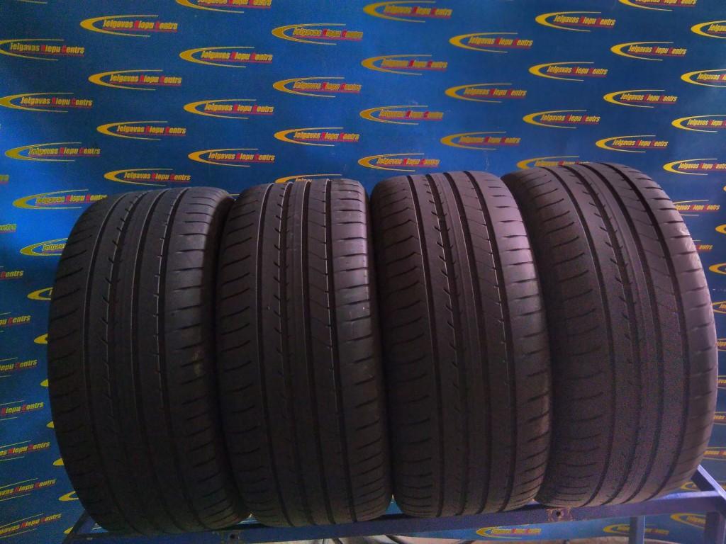 Lietota 245/45/R17 95W Goodyear EfficientiGrip (protektora dziļums 5...4.5mm)