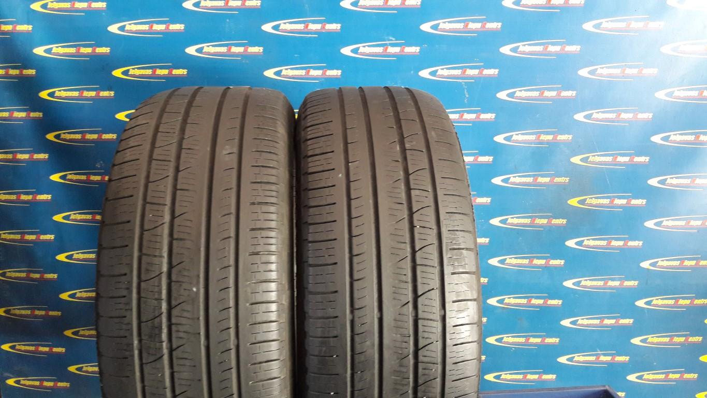Lietota 235/50/R18 97V Pirelli ScorpionVerde (protektora dziļums 5...4mm)
