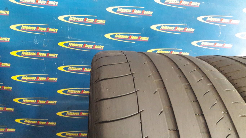Lietota 255/35/R18 90W Michelin PilotSportZP RFT (protektora dziļums 3mm)