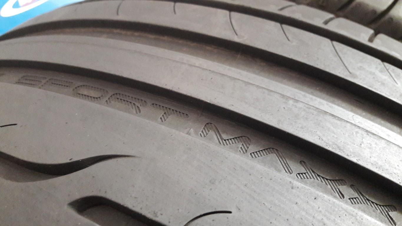 Lietota 225/40/R18 92Y Dunlop SP Sport Maxx RT (protektora dziļums 5...4mm)