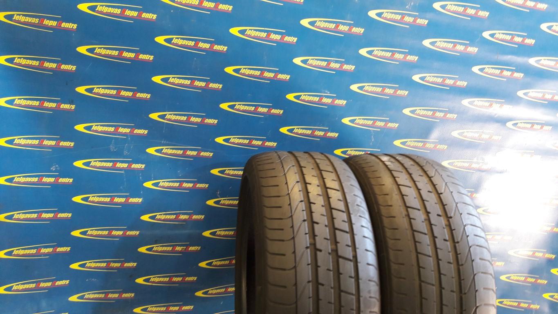 Lietota 245/40/R18 97Y Pirelli P Zero (protektora dziļums 5...4.5mm)