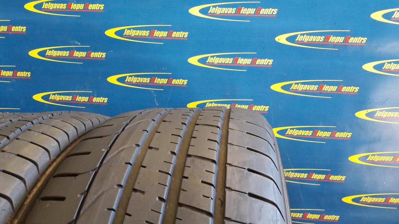 Lietota 245/45/R18 100Y Pirelli P Zero (protektora dziļums 5...4mm)