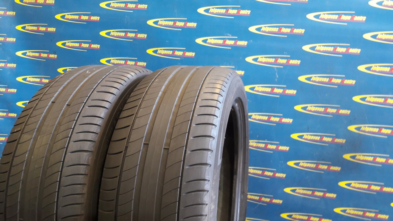 Lietota 245/45/R18 100W Michelin Primacy 3 (protektora dziļums 4...3mm)