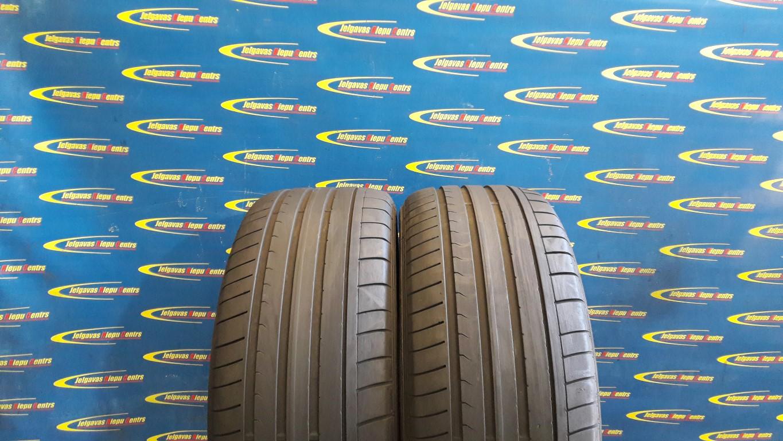 Lietota 245/45/R18 96Y Dunlop SP Sport Maxx GT (protektora dziļums 5mm)