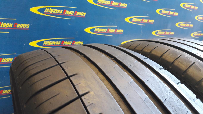 Lietota 225/45/R18 91V Michelin PilotSport3 (protektora dziļums 4.5...4mm)
