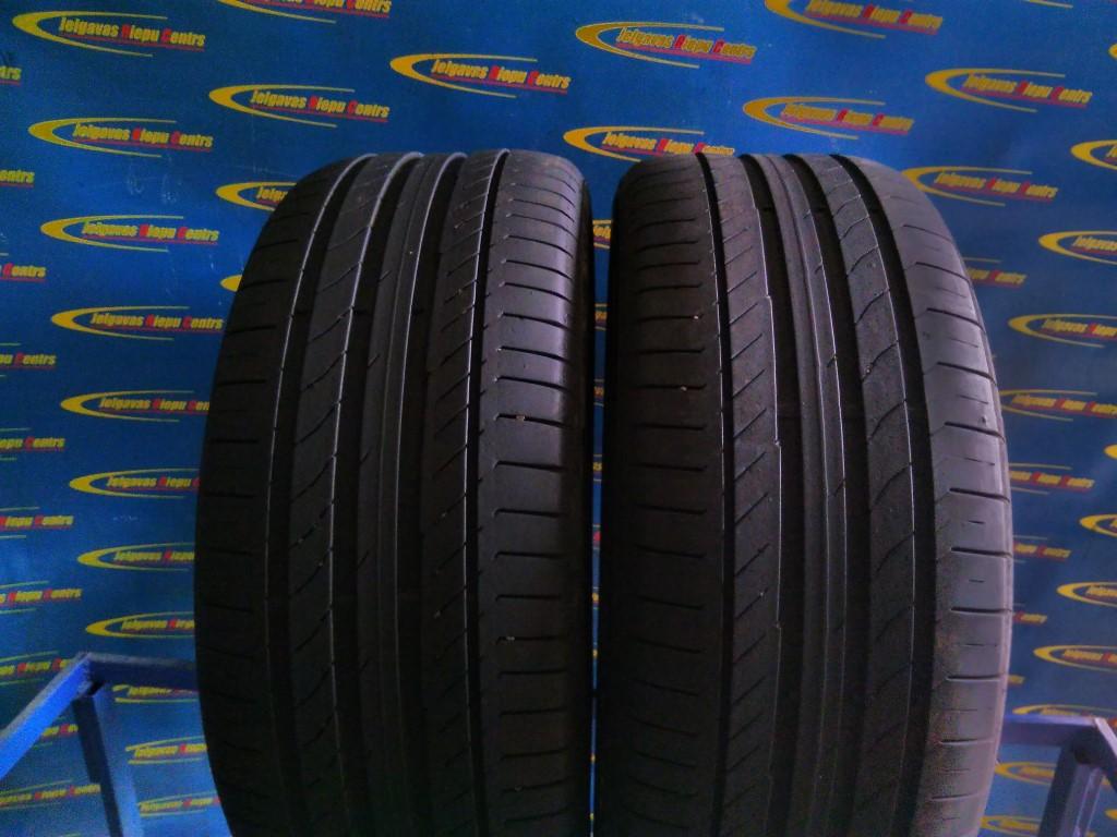 Lietota 235/45/R18 94W Continental ContiSportContact5 (protektora dziļums 6...4.5mm)