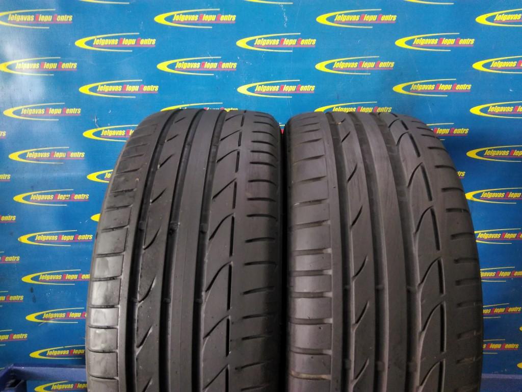 Lietota 225/40/R18 92Y Bridgestone S001 (protektora dziļums 5mm)