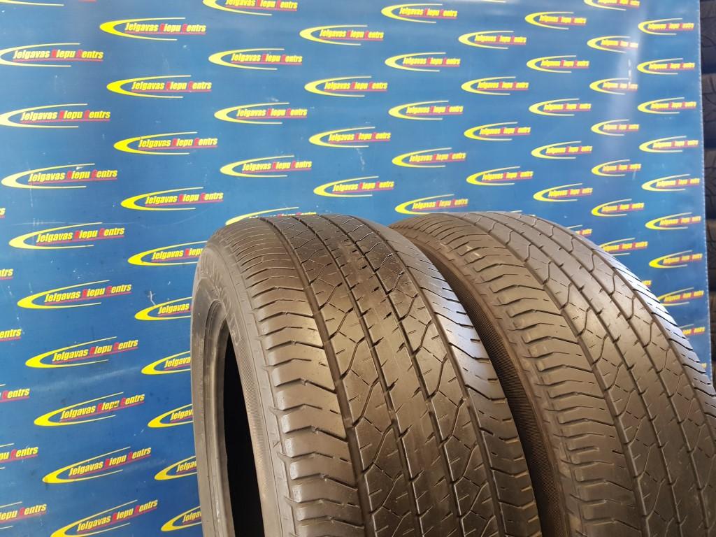Lietota 235/55/R18 100H Dunlop Sport270 (protektora dziļums 5...4mm)