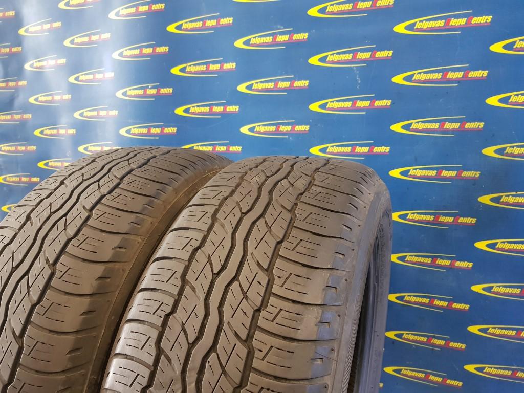 Lietota 235/55/R18 99H Bridgestone Dueler HT (protektora dziļums 6...5mm)