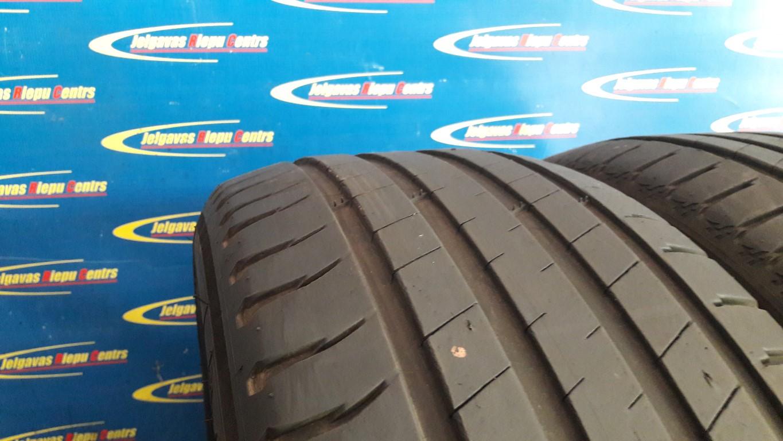 Lietota 235/55/R19 105V Michelin LatitudeSport3 (protektora dziļums 5...4.5mm)