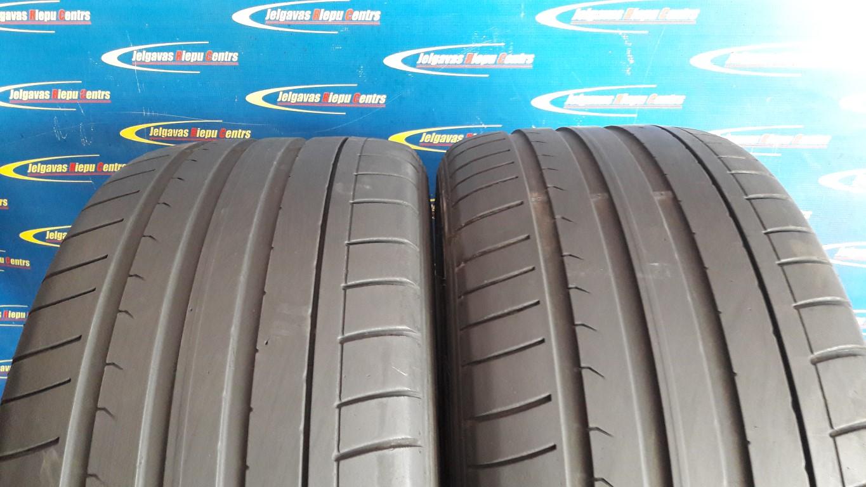 Lietota 255/40/R19 96V Dunlop SP Sport Maxx GT (protektora dziļums 4mm)