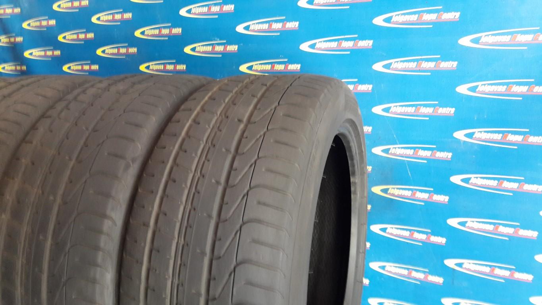 Lietota 255/45/R19 100Y Pirelli Pzero (protektora dziļums 5...4mm)