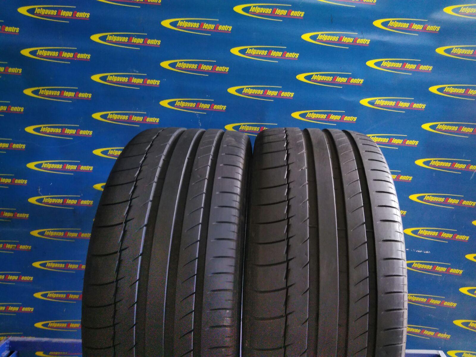 Lietota 245/35/R19 93Y Michelin PilotSport2 (protektora dziļums 5...4mm)
