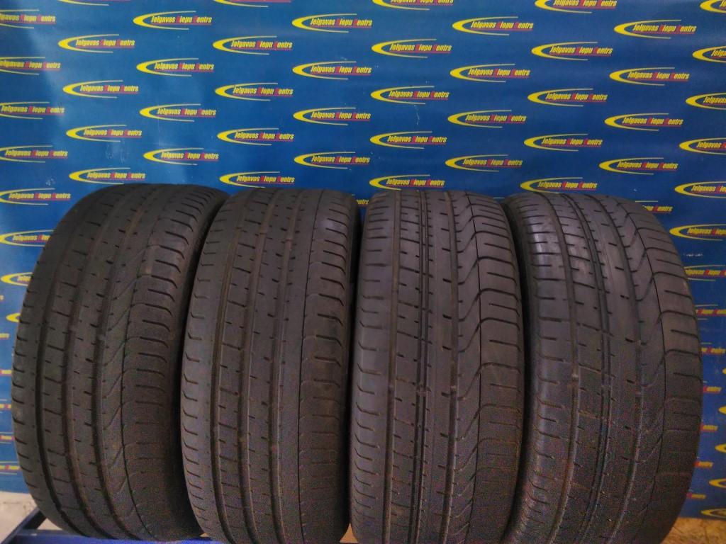 Lietota 255/45/R19 104Y Pirelli P Zero (protektora dziļums 4.5...4mm)