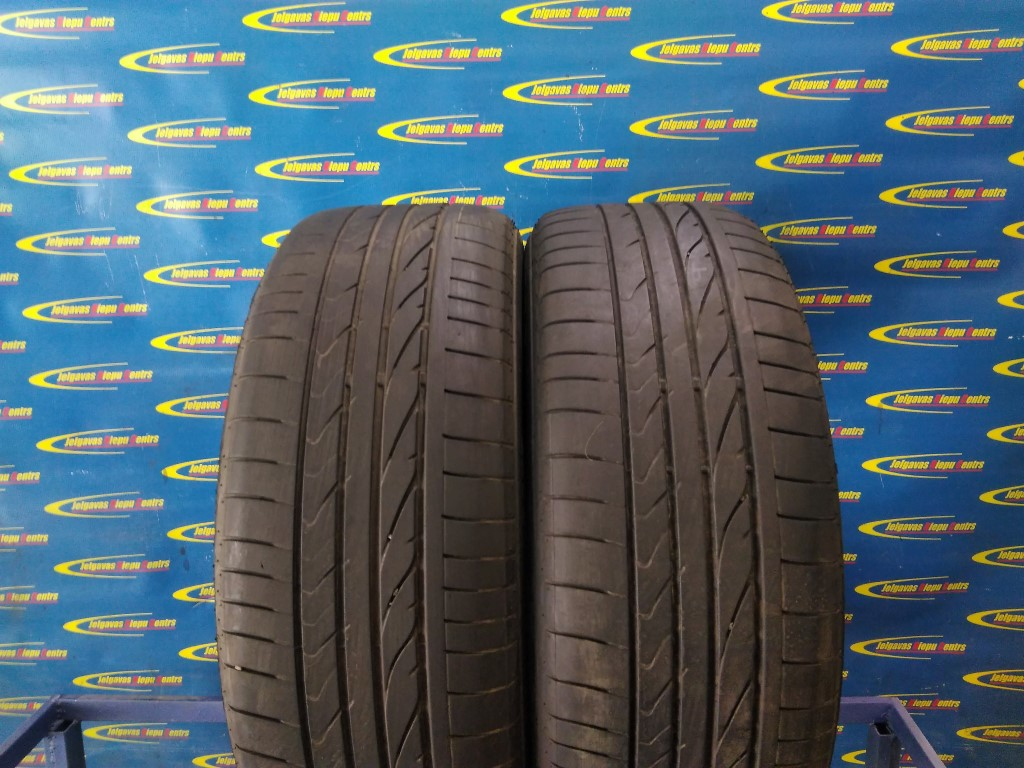 Lietota 235/55/R19 101V Bridgestone Dueler HP Sport (protektora dziļums 5mm)