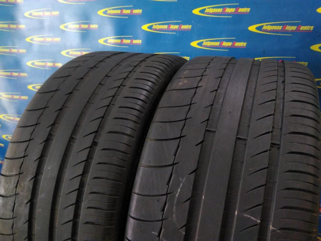 Lietota 255/35/R19 96Y Michelin PilotSport2 (protektora dziļums 4mm)