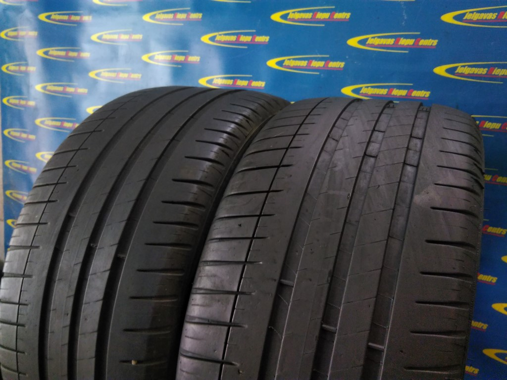 Lietota 255/35/R19 96Y Michelin PilotSport3 (protektora dziļums 4mm)