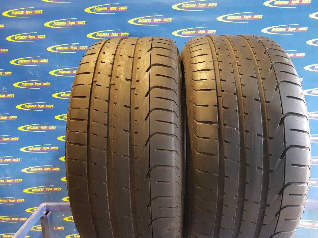 Lietota 255/40/R19 96W Pirelli Pzero (protektora dziļums 4.5...4mm)