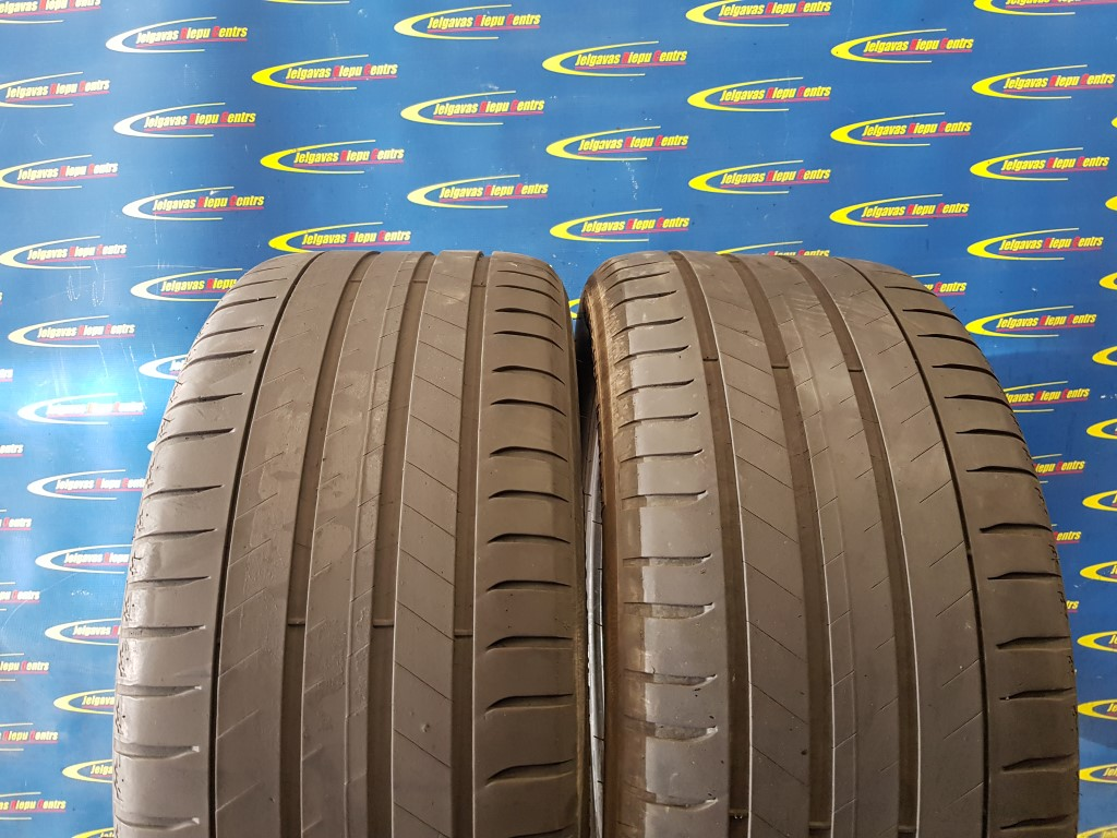 Lietota 265/50/R19 110Y Michelin Sport3 (protektora dziļums 5...3.5mm)