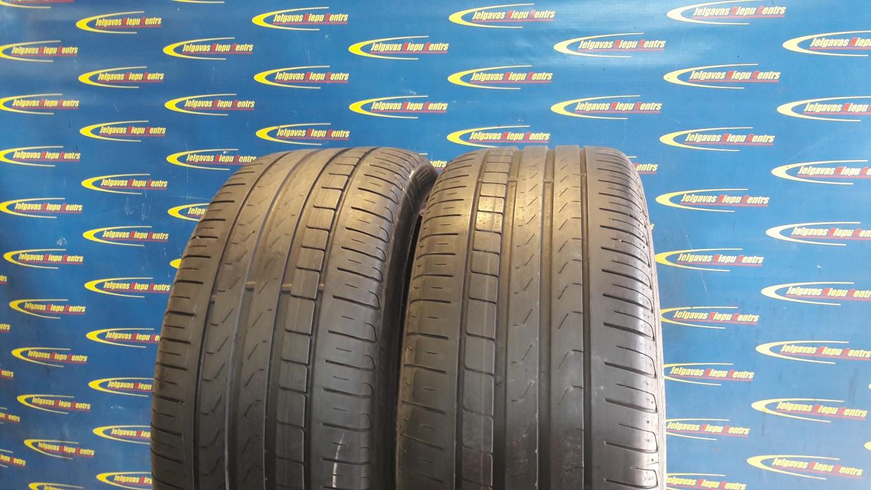 Lietota 235/40/R19 96W Pirelli Cinturato P7 (protektora dziļums 5mm)
