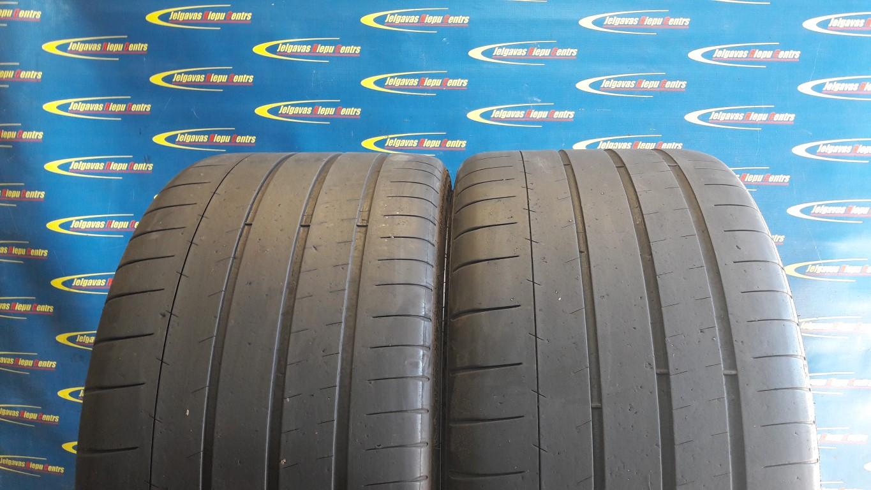 Lietota 295/30/R20 101Y Michelin SuperSport (protektora dziļums 4mm)