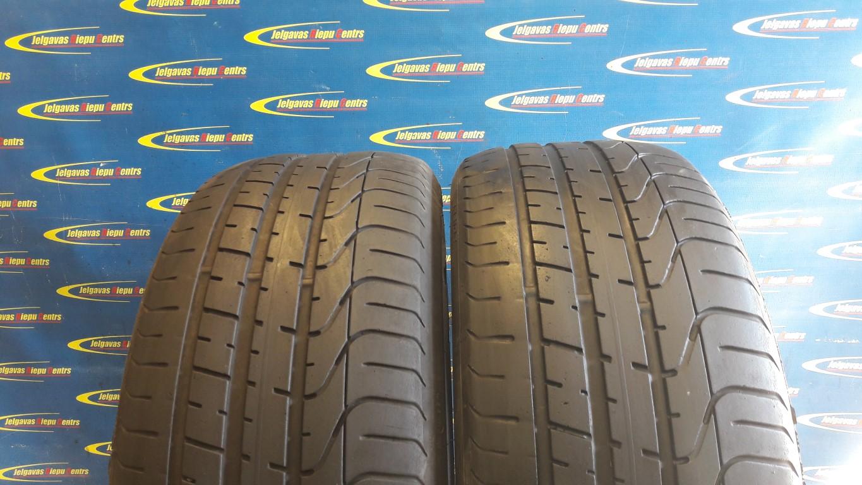 Lietota 235/45/R20 100W Pirelli Pzero (protektora dziļums 5...4.5mm)