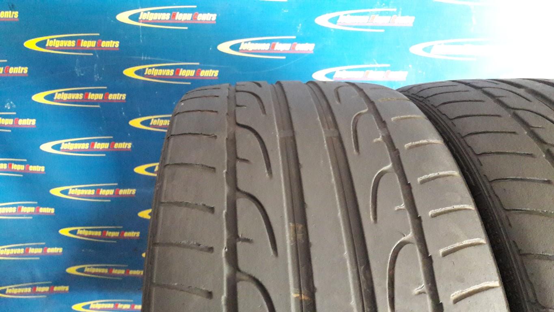 Lietota 235/30/R20  Dunlop SP SportMaxx (protektora dziļums 4...3mm)