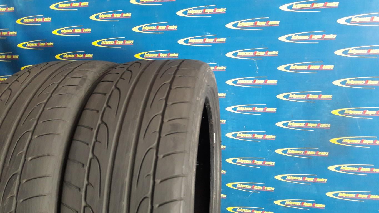 Lietota 235/45/R20 100W Dunlop SP SportMaxx (protektora dziļums 5...4mm)