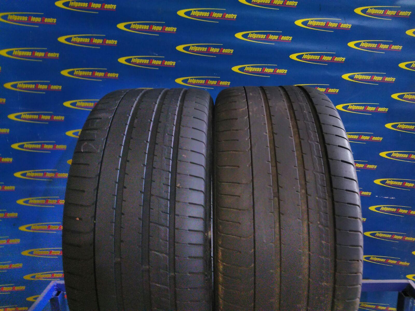 Lietota 275/35/R20 102Y Pirelli P Zero RFT (protektora dziļums 4mm)