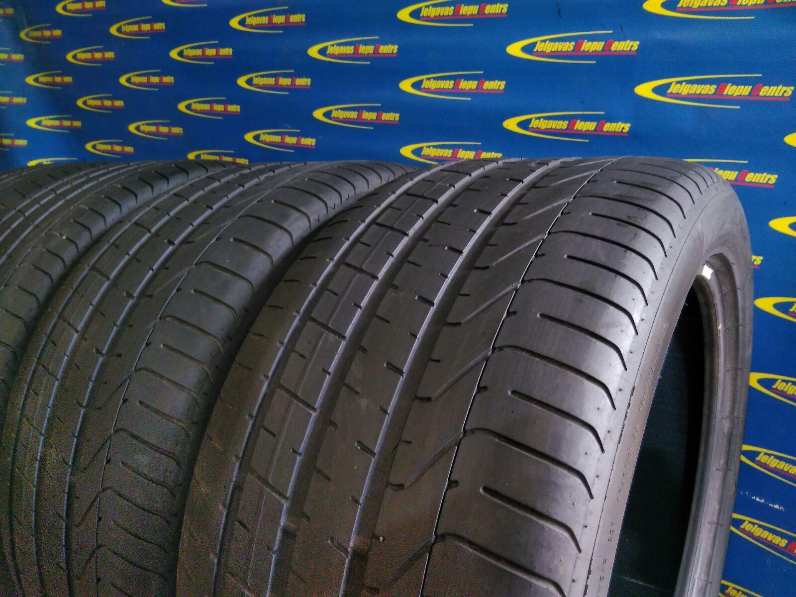 Lietota 315/35/R20 110W Pirelli P Zero RFT (protektora dziļums 4...3mm)