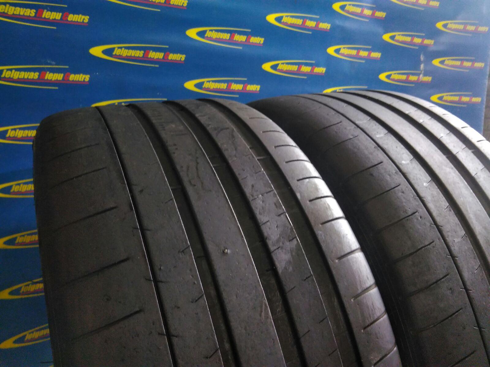 Lietota 255/40/R20 101Y Michelin PilotSuperSport (protektora dziļums 4.5...4mm)