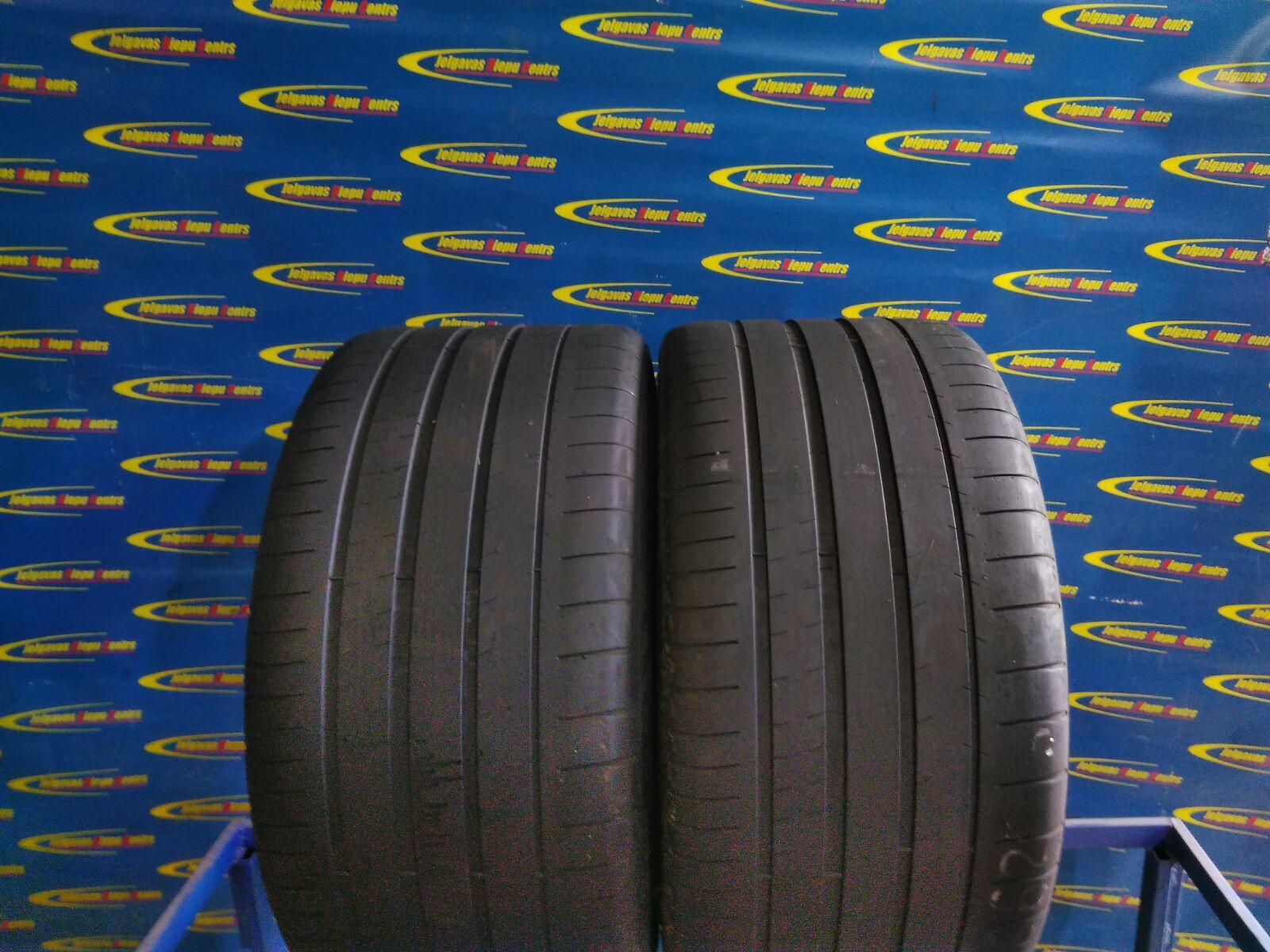 Lietota 295/35/R20 105Y Michelin PilotSuperSport (protektora dziļums 3.5mm)