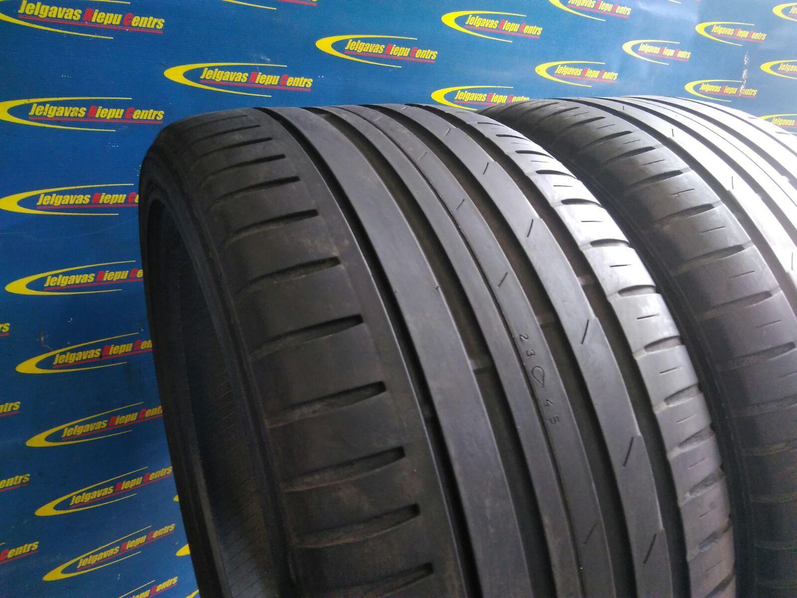 Lietota 295/35/R21 107Y Nokian SportUtility Z (protektora dziļums 5...4mm)