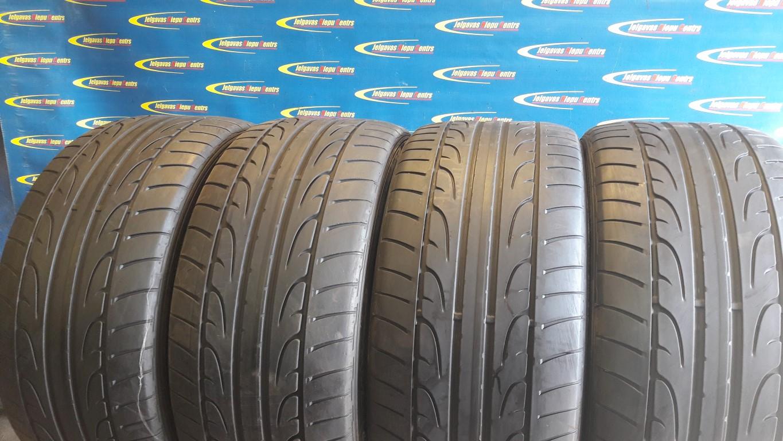 Lietota 295/35/R21 107Y Dunlop SP SportMaxx (protektora dziļums 5...4mm)
